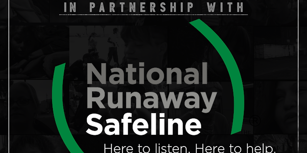 Special Screening and Q&A W/ National Runaway Safeline