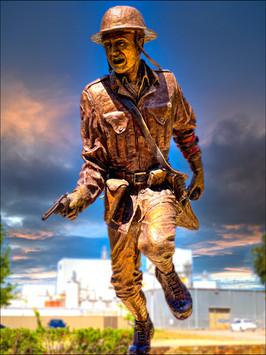 Robert Mactier Statue