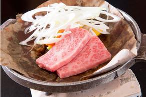 【自社限定〇氷見牛付】氷見といえどもやっぱりお肉!トロける氷見牛陶板焼き増量プラン
