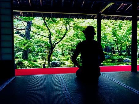 勝林寺 坐禅体験・ヨガ体験 自分と向き合う静かなひと時