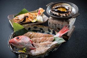 【富山県民・同居家族限定】のどぐろ・鮑に牡蠣