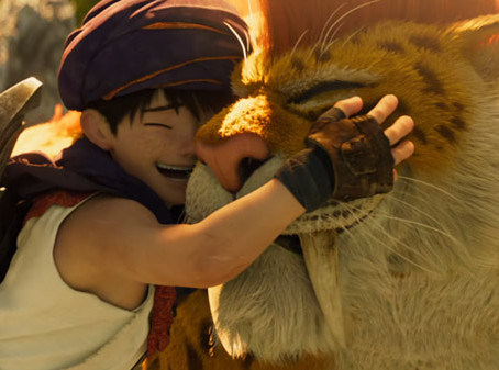 'Dragon Quest: Your Story' Movie Trailer