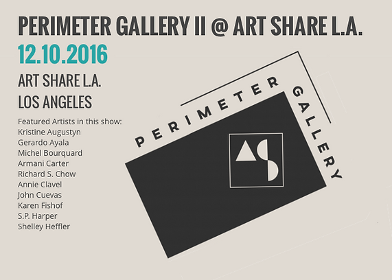 Artshare LA | Perimeter Gallery | Downtown Los Angeles