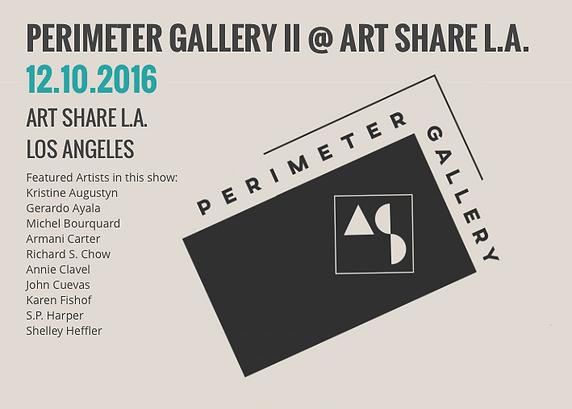 Artshare LA | Perimeter Gallery | Downtown Los Angeles