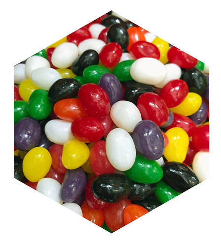 Jellybeans Hex Tile one inch thick