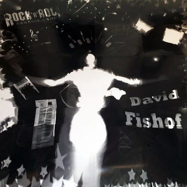 Portrait Of David Fishof