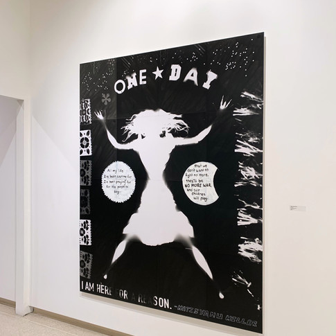 One Day at the Brand Art Center, LA