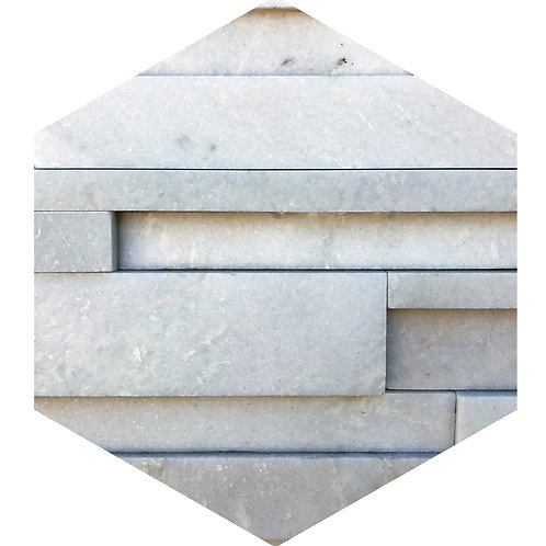 House Hex Tile one inch thick