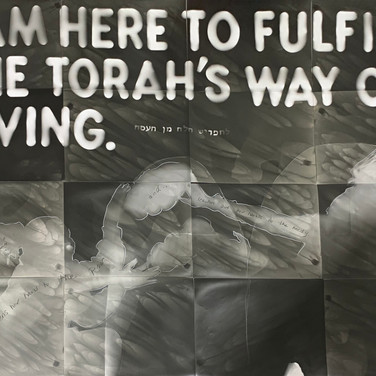 I Am Here To Fulfill The Torah's Way Of Living