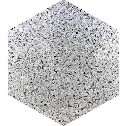 Heckle Hex Tile one inch thick