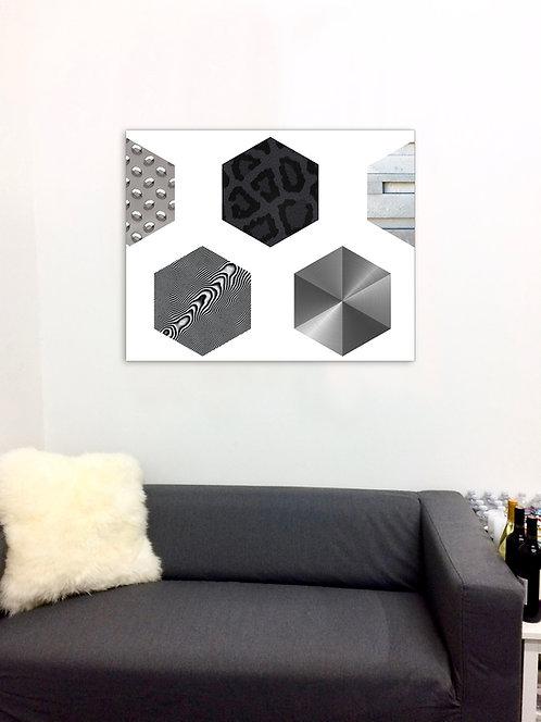 Art Print - Gray Vibes