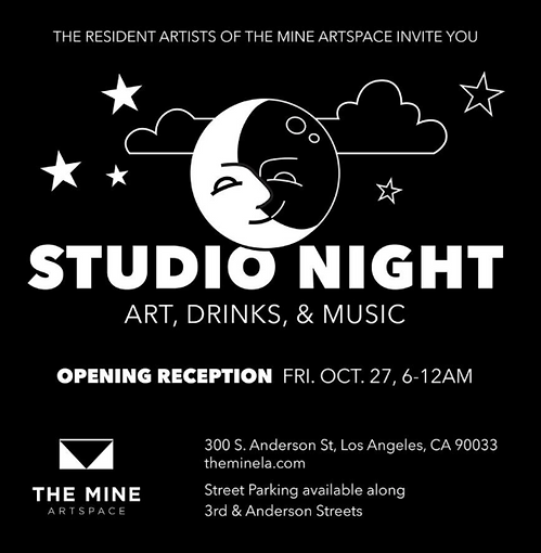 The Mine LA Artspace | Artist Complex | downtown Los Angeles | California