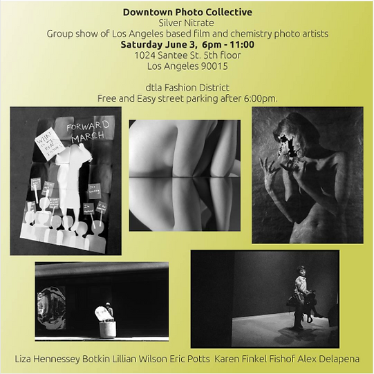 Group Show at Downtown Photo Collective in Los Angeles