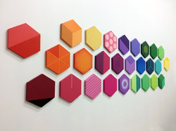 Hex Of A Piece (side view left)