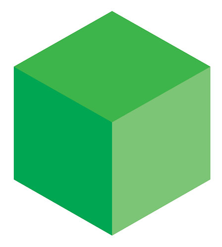 Scallion Hex Tile one inch thick