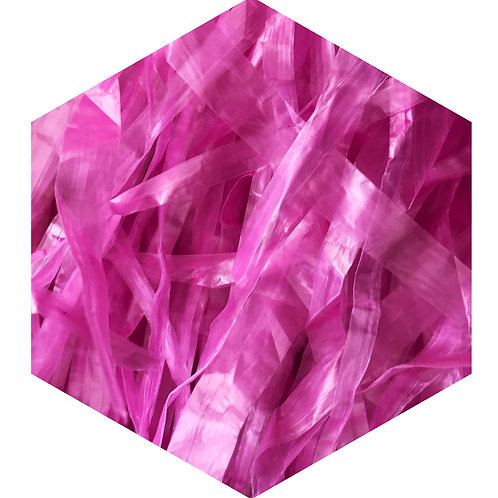 Pink Party Hex Tile one inch thick