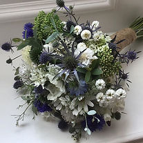 Loved making this bouquet for my bride T