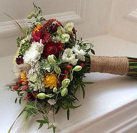 Wedding British Flowers Bridal Bouquet