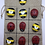 Thumbnail: Bumble Bee and Ladybird Tic Toe Toe Set