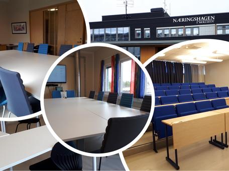 Møte- og Konferansesenter Bardufoss