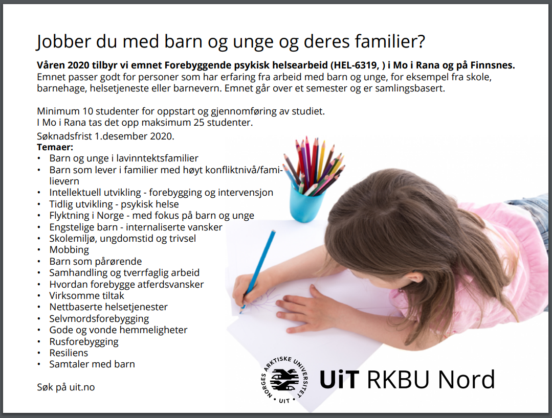 UiT RKBU Nord