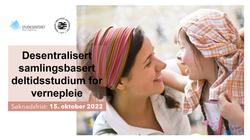 DSVernepleie - oktober 2022