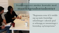 mastergradsstudenter