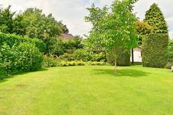 Tuin grasveld