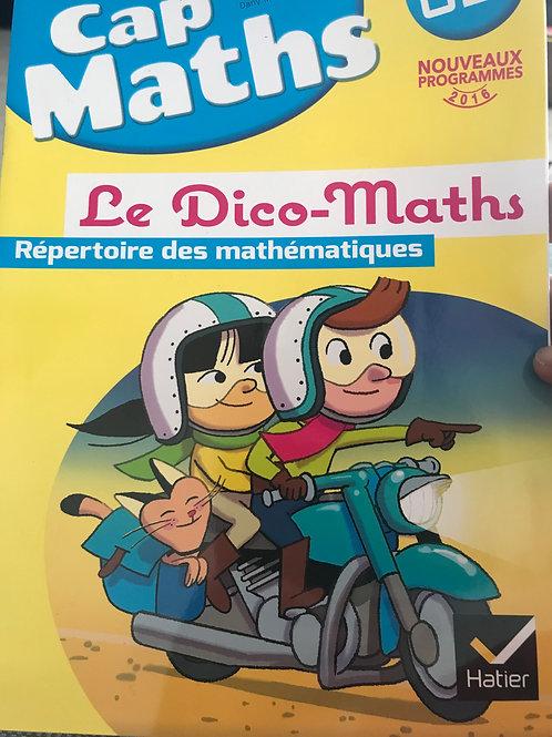 Cap Maths _ Le Dico-Maths