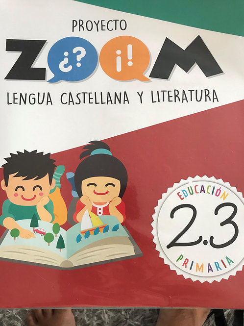 Lengua Castellana y literatura 2.3