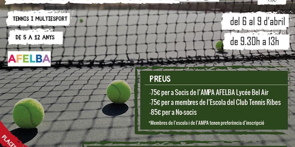 Campus de tenis en Ribes