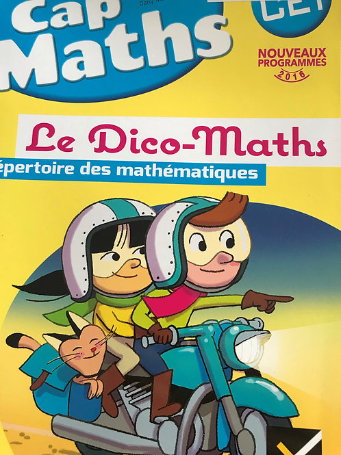 Cap Maths _ Le Dico-Maths