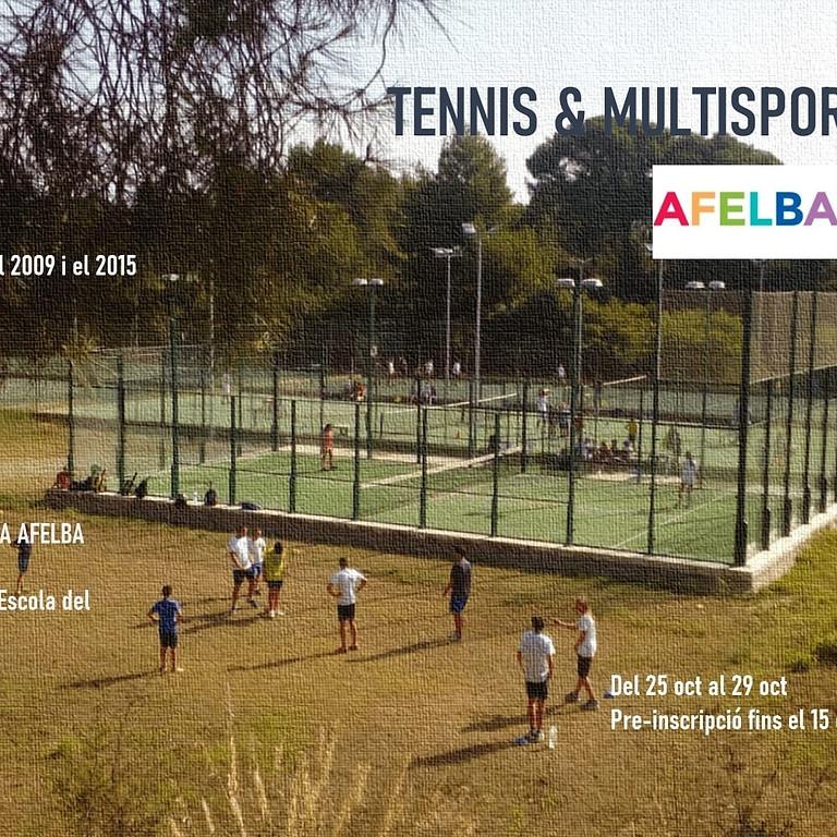 Campus Otoño Tenis