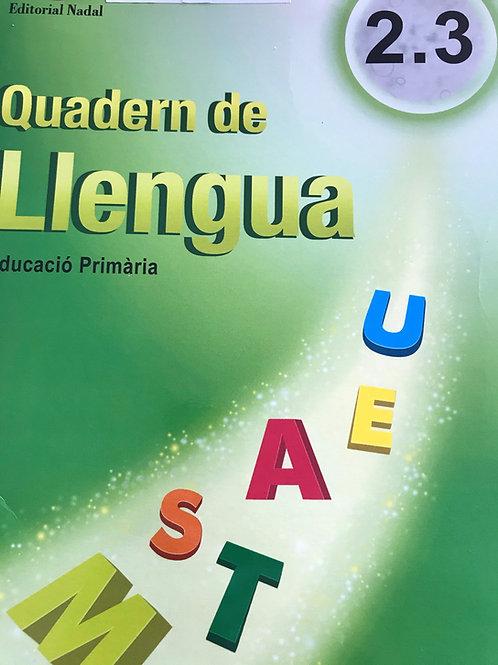 Quadern de Llengua _ Catala 2.3