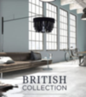 A colour collection that celebrates the culture, history and heros of Britain.