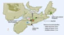 Figure 4-1 (PFS) - Scotia Mine Location.