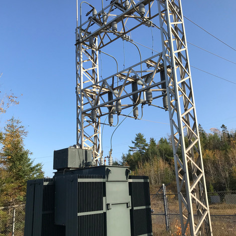 National Grid 3-phase 8MW Power