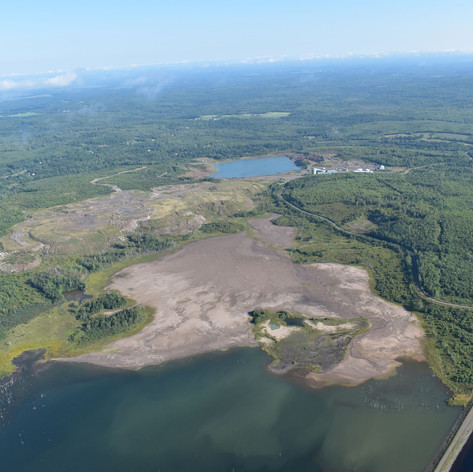Our Scotia Mine (aerial view)