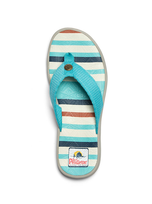 Surf Stripe Sandal - Women