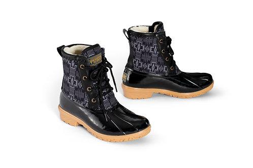 Harding Black Duck Boot