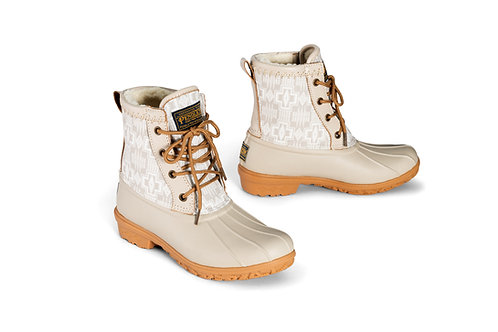 Harding Taupe Duck Boot