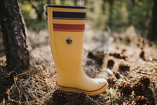 Yellowstone National Park Tall Boot