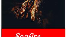 外はカリカリ中はとろとろ 焚き火にあたって食べるマシュマロは格別