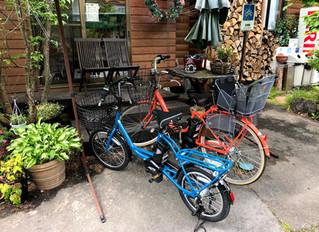 電動アシスト自転車がご利用いただけます
