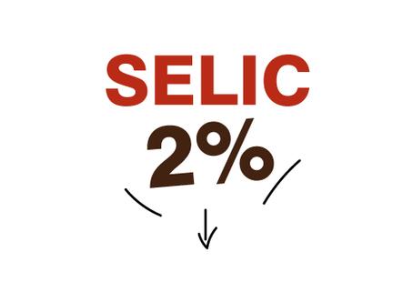 Selic 2%: Caiu de novo... E agora?
