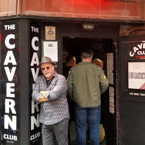 Cavern Club - Liverpool, England 2018
