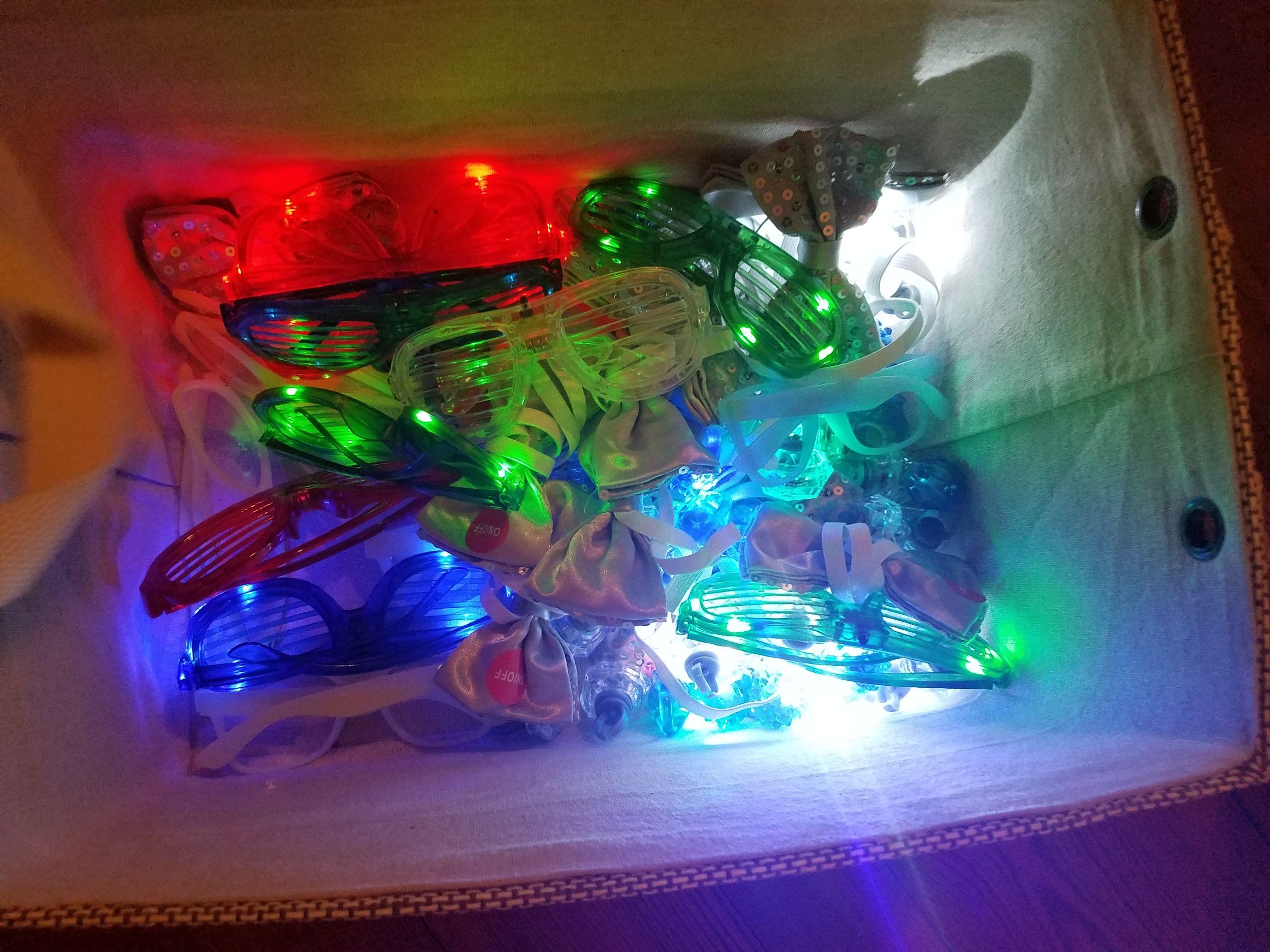 LED party favors