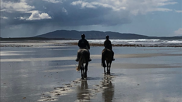 The Clew Bay Trail Ride on Ireland's Wild Atlantic Way