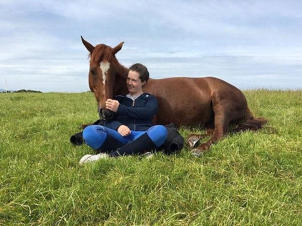 Horse Training at Drummndoo Stud on Ireland's Wild Atlantic Way.