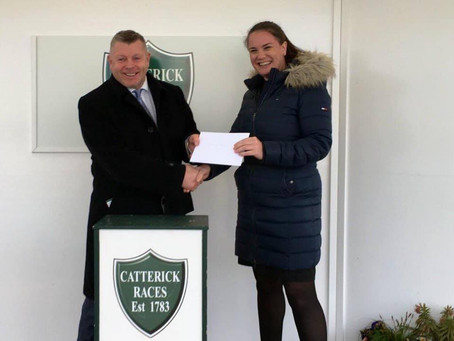 A VERY MEMORABLE DAY AT CATTERICK